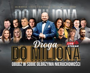 Droga do Miliona - bilet PLATINUM