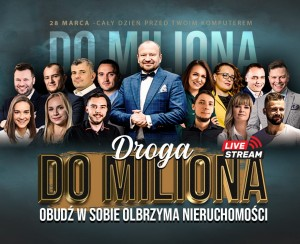 Droga do Miliona - bilet DIAMOND