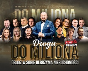 Droga do Miliona - bilet GOLD